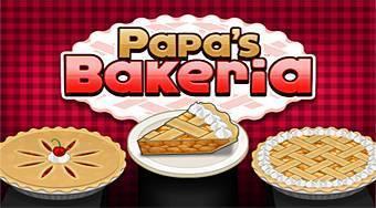 Papa 39 s bakeria game - Jeux de cuisine papa louie pancakeria ...