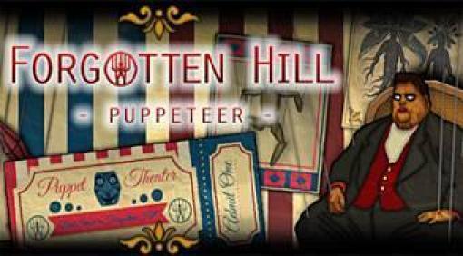 Forgotten Hill: Puppeteer | Mahee com